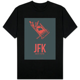 JFK New York 2 T-Shirt