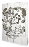 Mickey Mouse Steamboat Willie - Steam Wood Sign Znak drewniany