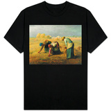 The Gleaners, 1857 T-shirts