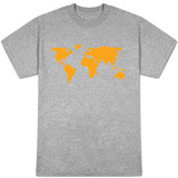 Orange World T-shirts