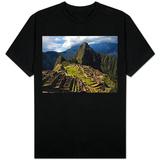 Machu Picchu Ruins T-shirts