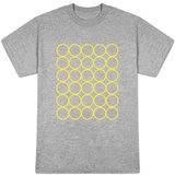 Yellow Circles Shirts