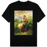 The Shepherdess, 1866 T-Shirt