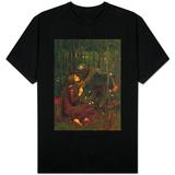 La Belle Dame Sans Merci, 1893 T-shirts
