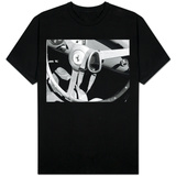 Ferrari Steering Wheel 1 T-shirts