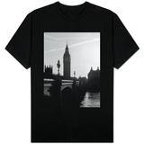 View of Big Ben from Across the Westminster Bridge T-Shirt