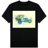 Chevy Camaro Watercolor Vêtement