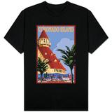 San Diego, California - Hotel Del Coronado T-skjorter