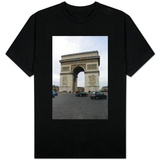 Arc de Triomphe Paris France T-Shirt