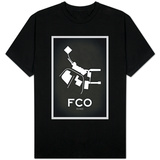 FCO Rome Airport T-shirts