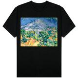 Mont Saint Victoire, 1900 T-shirts