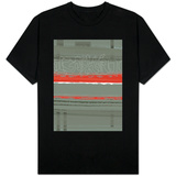 Abstract Red 3 T-Shirt