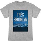 Tres Brooklyn (Skyline) T-Shirt