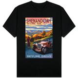 Shenandoah National Park, Virginia - Skyline Drive Skjorte