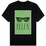 Relax Retro Sunglasses T-Shirt