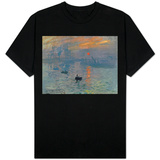 Impression: Sunrise, 1872 Shirt