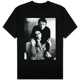 Richard Burton with Elizabeth Taylor, August 1984 T-Shirt