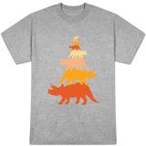 Orange Tritop T-shirts