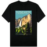 Yosemite Falls - Yosemite National Park, California Skjorte