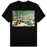 Jäger im Schnee, Februar, 1565 T-Shirts
