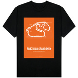 Brazilian Grand Prix 3 T-shirts