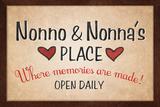 Nonno and Nonna's Place Prints