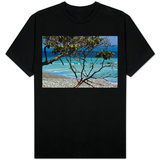 Costa Rica Beach Photo T-shirts