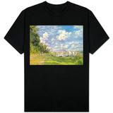 The Marina at Argenteuil, 1872 T-Shirt