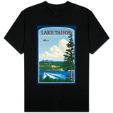 Recreation, Lake Tahoe, California T-Shirt