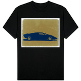 Lamborghini Countach T-shirts