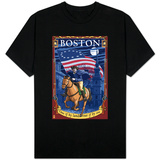 Old North Church and Paul Revere - Boston, MA T-shirts