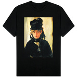 Berthe Morisot with a Bouquet of Violets, 1872 T-Shirt