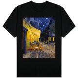 Caffè Terrazza di notte T-Shirt