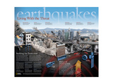 2006 Earthquakes, Living With the Threat Art