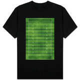 Football Field Gridiron Shirt