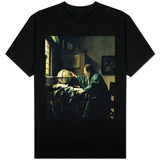 The Astronomer, 1668 T-shirts