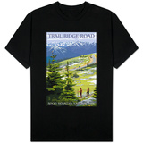 Trail Ridge Road - Rocky Mountain National Park T-Shirt
