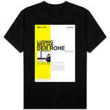 Mies Van Der Rohe T-shirts