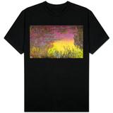 Waterlilies at Sunset, 1915-26 Shirt