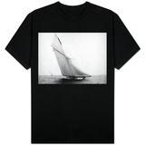 Yacht Columbia Sailing T-skjorter