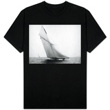 Yacht Columbia Sailing T-shirts