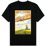 Wright Brothers National Memorial - Outer Banks, North Carolina T-shirts