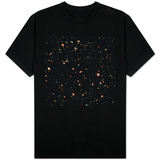 New Galaxies Seen with the Hubble Space Telescope Wide Field Camera Shirts