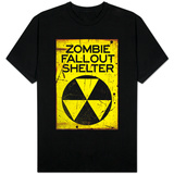 Zombie Fallout Shelter T-Shirt