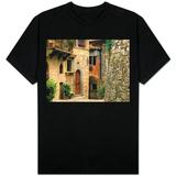 Tuscan Stone Houses T-Shirt