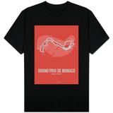 Monaco Grand Prix 1 T-skjorte