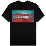 Hollywood Sign Skjorter