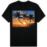 Sunrise, Windward Oahu, Hawaii Skjorte