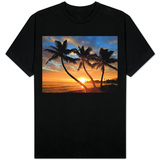 Sunrise, Windward Oahu, Hawaii Shirt