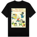 The Seven Wonder Cats T-Shirt